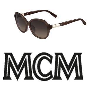 MCM 58mm Round Sunglasses BNWT!